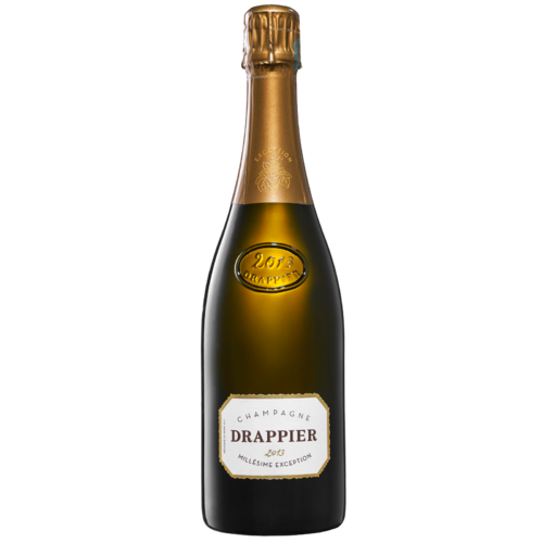 Champagne Drappier Millésime Exception