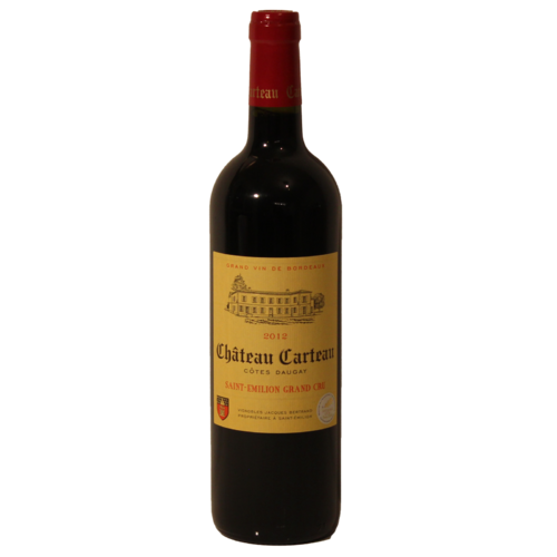 Chateau Carteau Saint Emilion Grand Cru